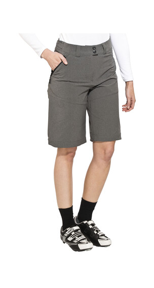 Gonso Shorts Damen Anthracite Melange